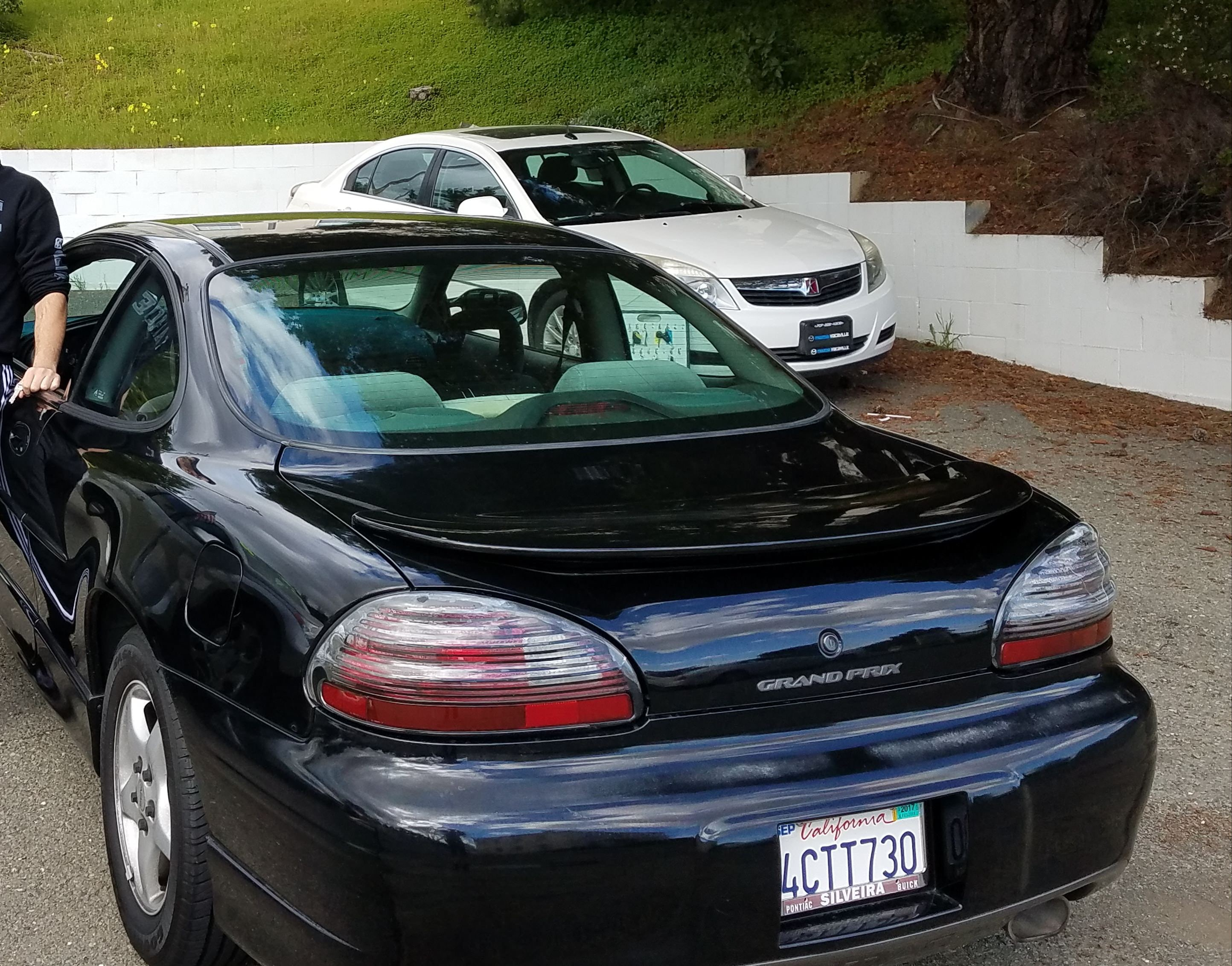 Junk 1998 Pontiac Grand Prix in Benicia
