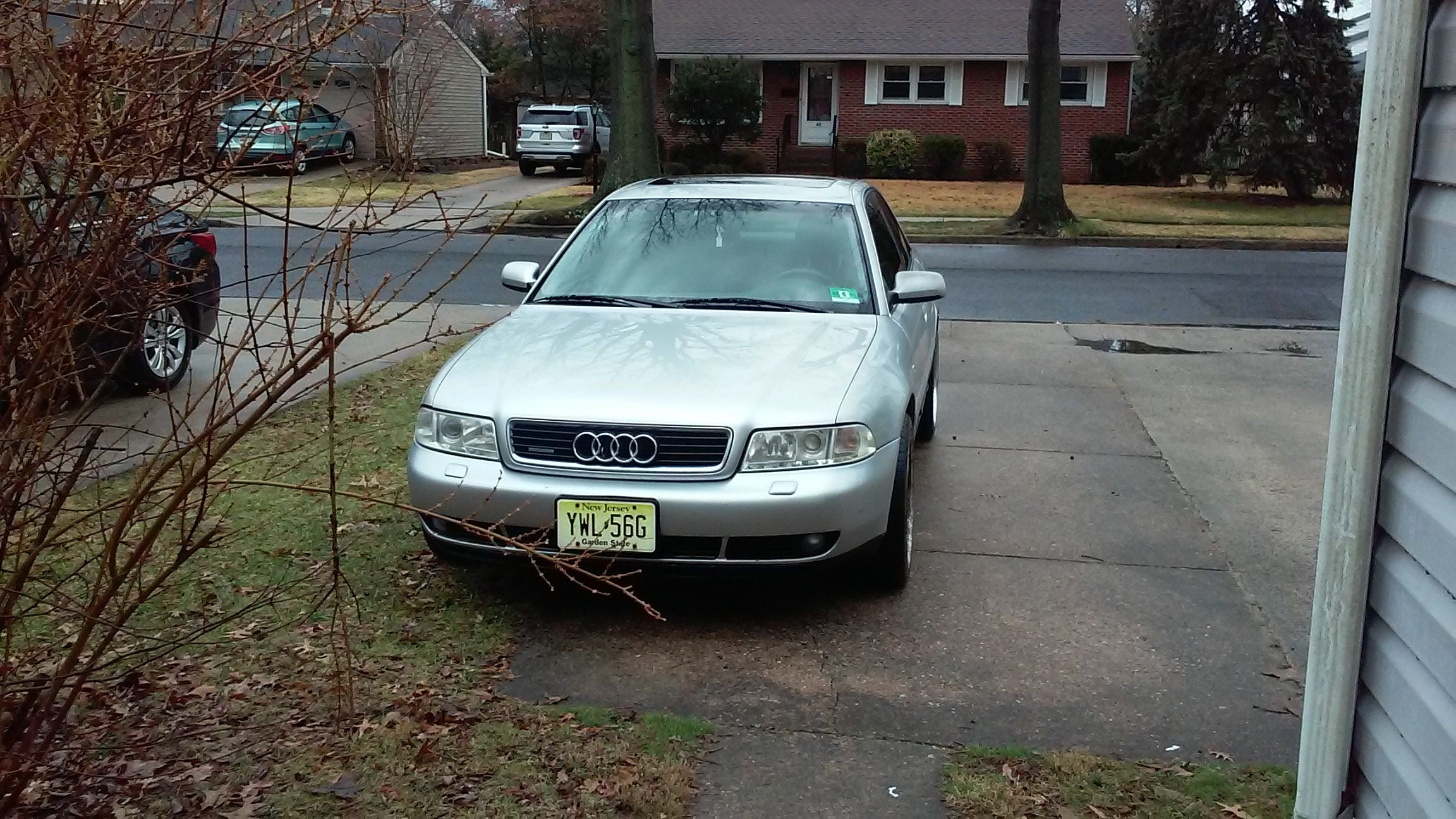 Junk 1999 Audi A4 in Collingswood