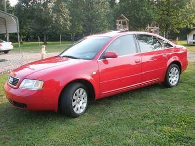 Junk 1999 Audi A6 in East Lansing