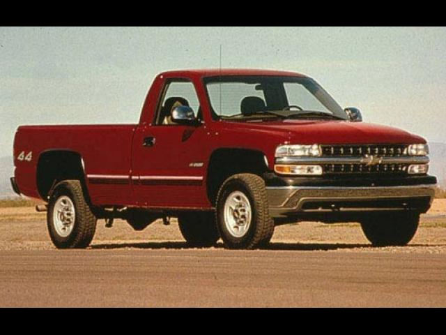 Junk 1999 Chevrolet Silverado in North Andover