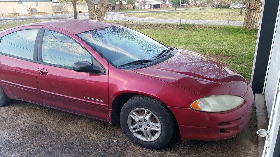 Junk 1999 Dodge Intrepid in Jenks
