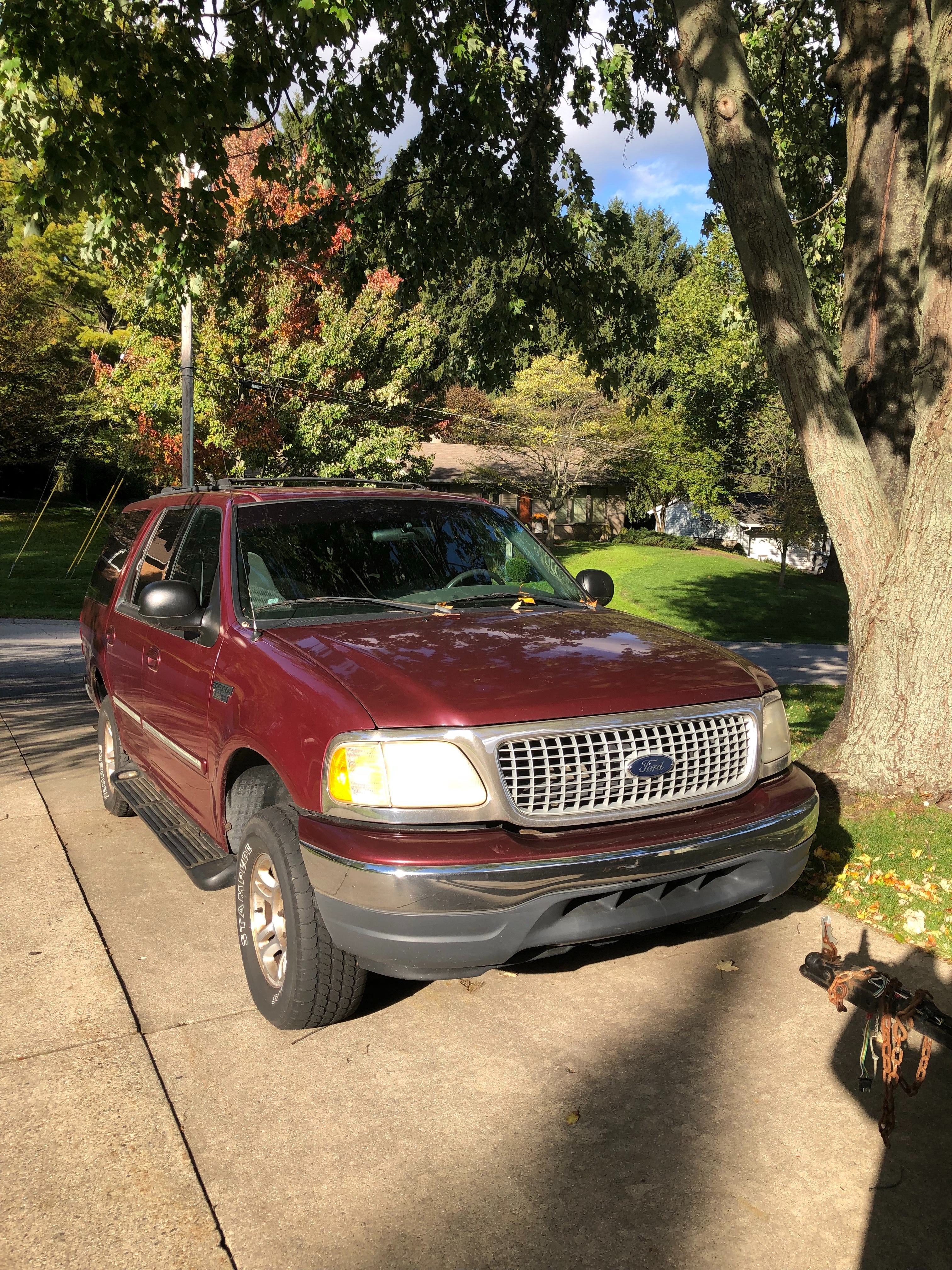 Junk 1999 Ford Expedition in Grand Rapids