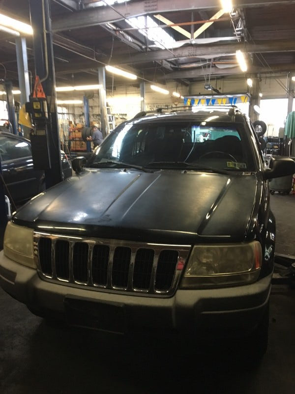 Junk 1999 Jeep Grand Cherokee in Wayne