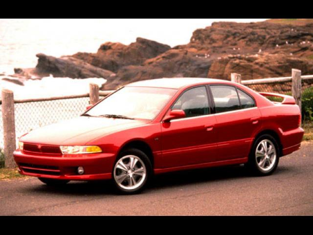 Junk 1999 Mitsubishi Galant in North Little Rock