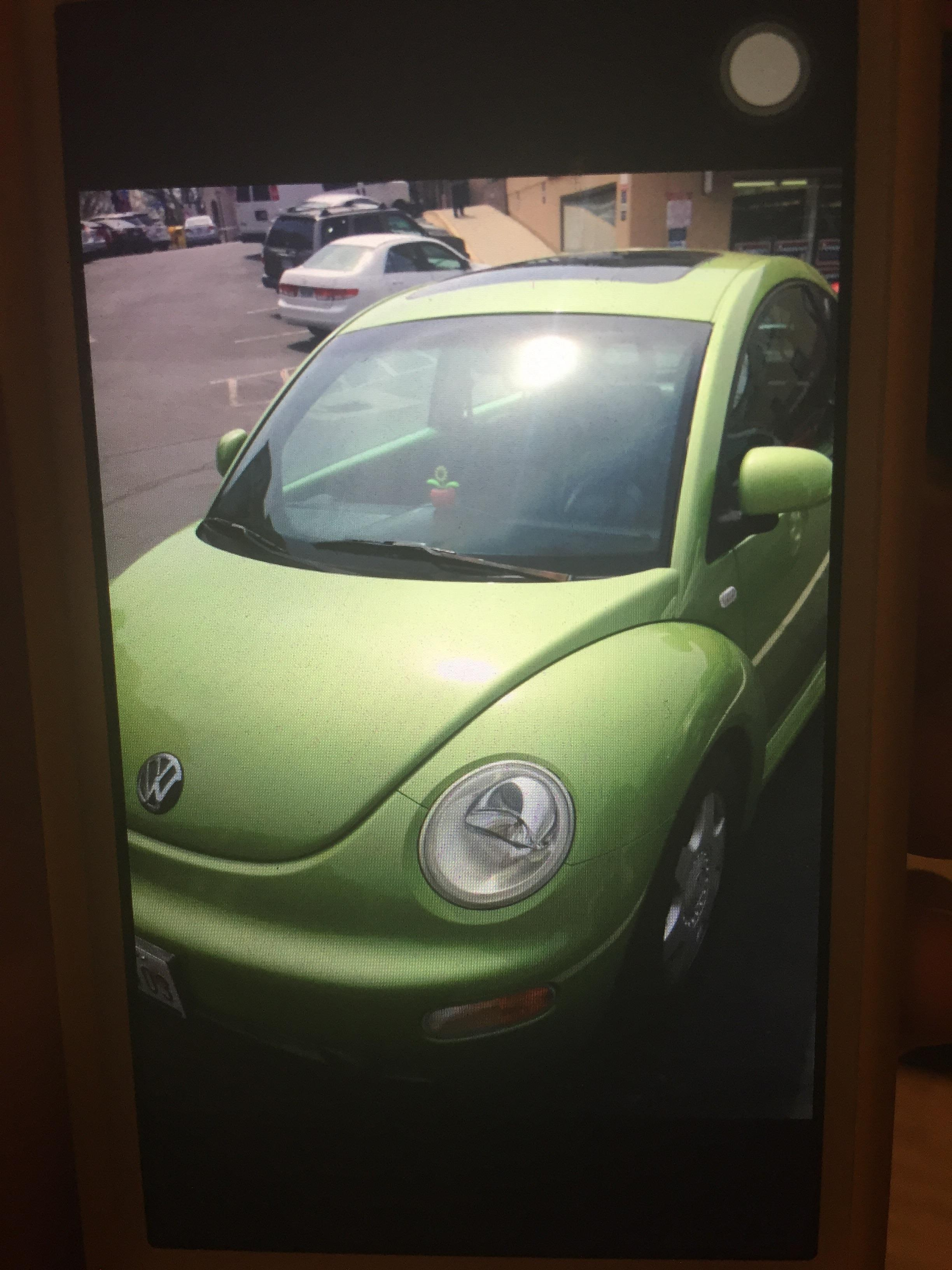 Junk 1999 Volkswagen New Beetle in Rockville