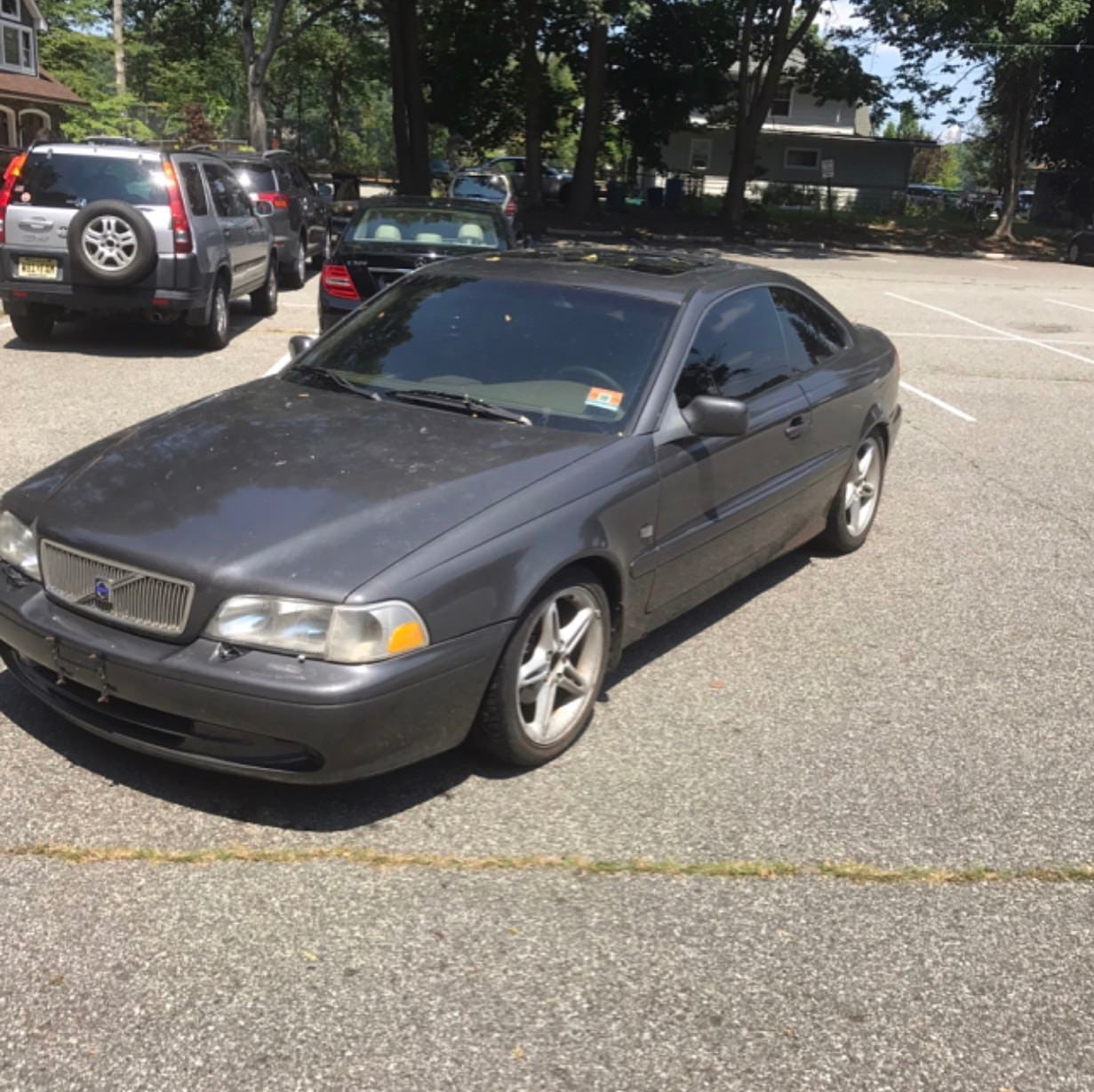 Junk 1999 Volvo C70 in Ringwood