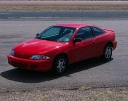 Junk 2000 Chevrolet Cavalier in High Point