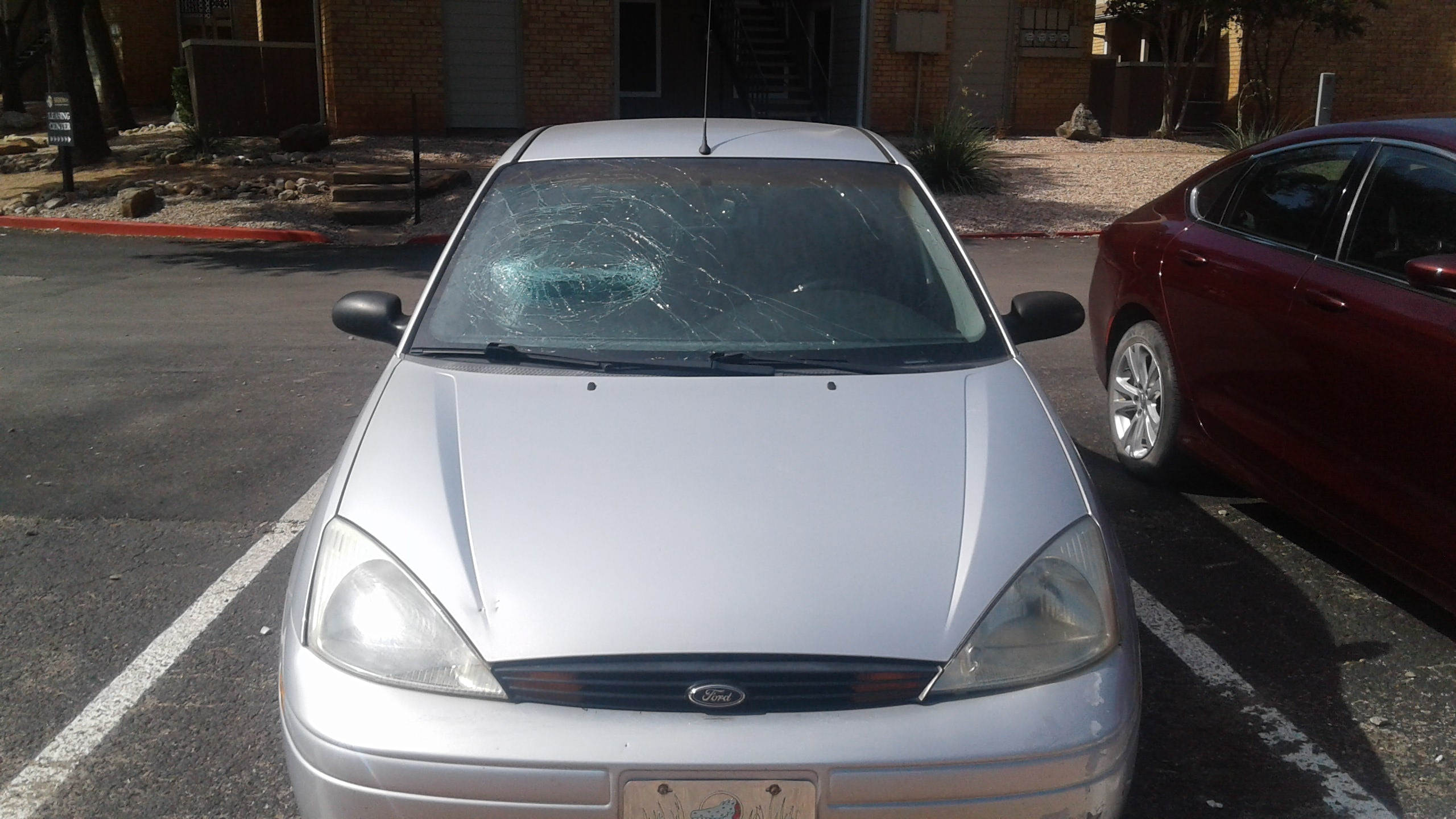 Junk 2000 Ford Focus in Abilene
