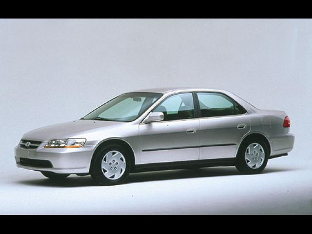 Junk 2000 Honda Accord in Westborough