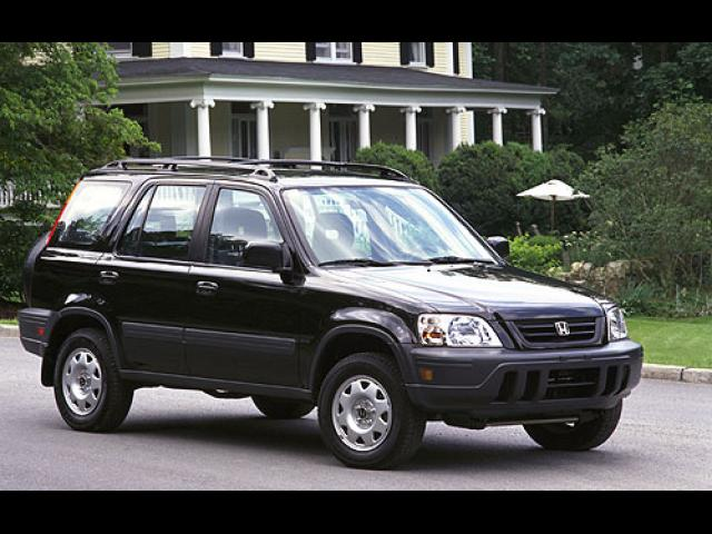 Junk 2000 Honda CR-V in Abington