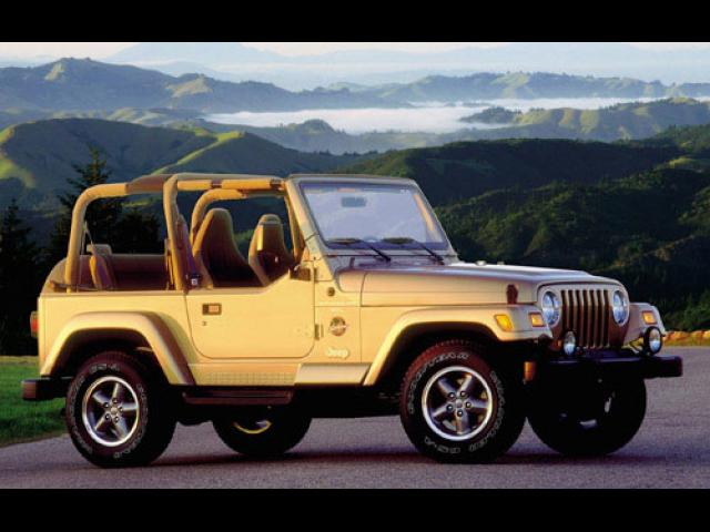Junk 2000 Jeep Wrangler / TJ in Martinsburg