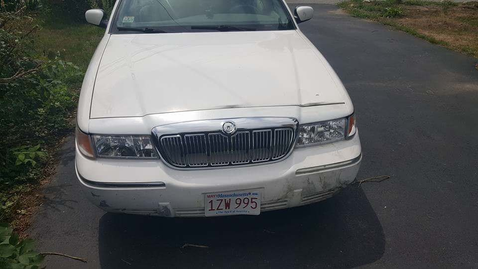 Junk 2000 Mercury Grand Marquis in Acton