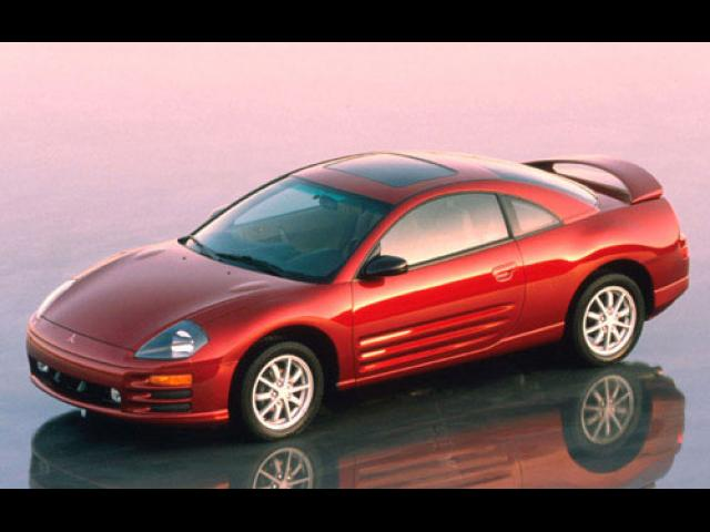 Junk 2000 Mitsubishi Eclipse in North Hollywood