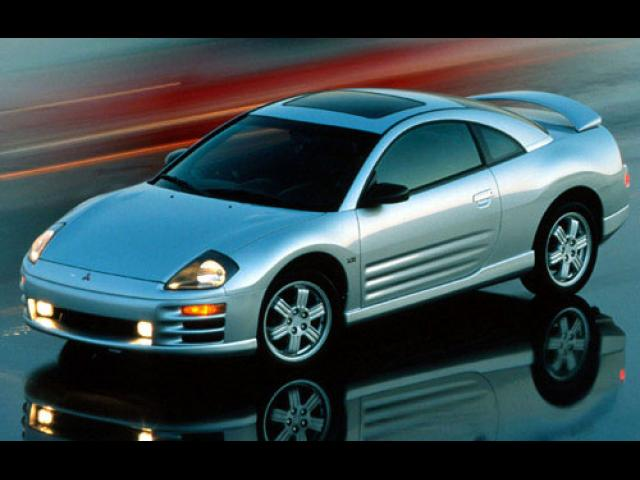 Junk 2000 Mitsubishi Eclipse in Triangle