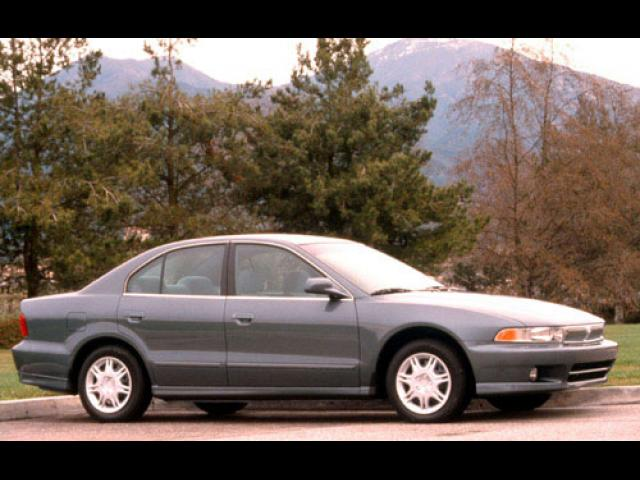 Junk 2000 Mitsubishi Galant in Mountain Center