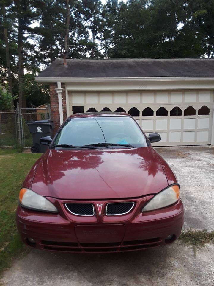 Junk 2000 Pontiac Grand Am in Atlanta