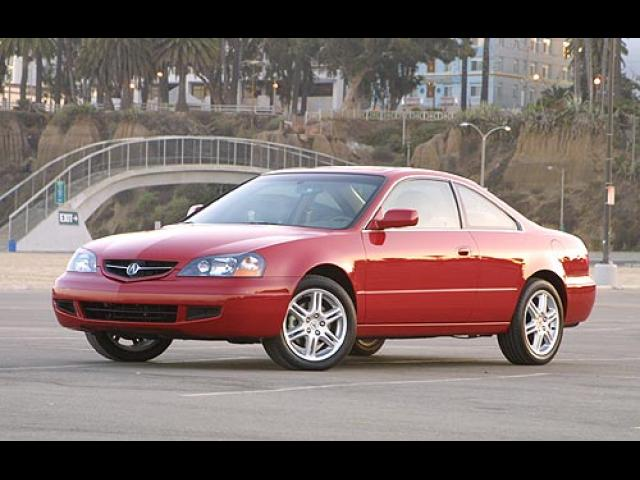 Junk 2001 Acura 3.2CL in South Plainfield