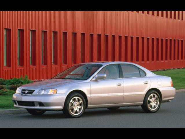 Junk 2001 Acura 3.2TL in Daly City
