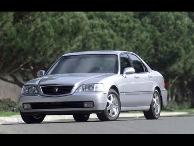 Junk 2001 Acura 3.5RL in Lithonia