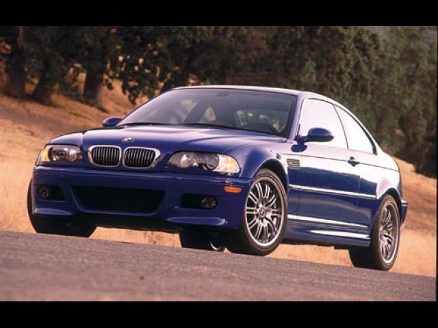 Junk 2001 BMW M3 in Medford