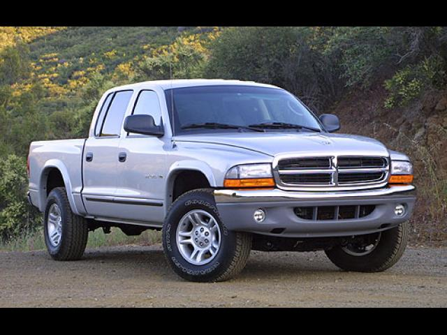 Junk 2001 Dodge Dakota in Plympton