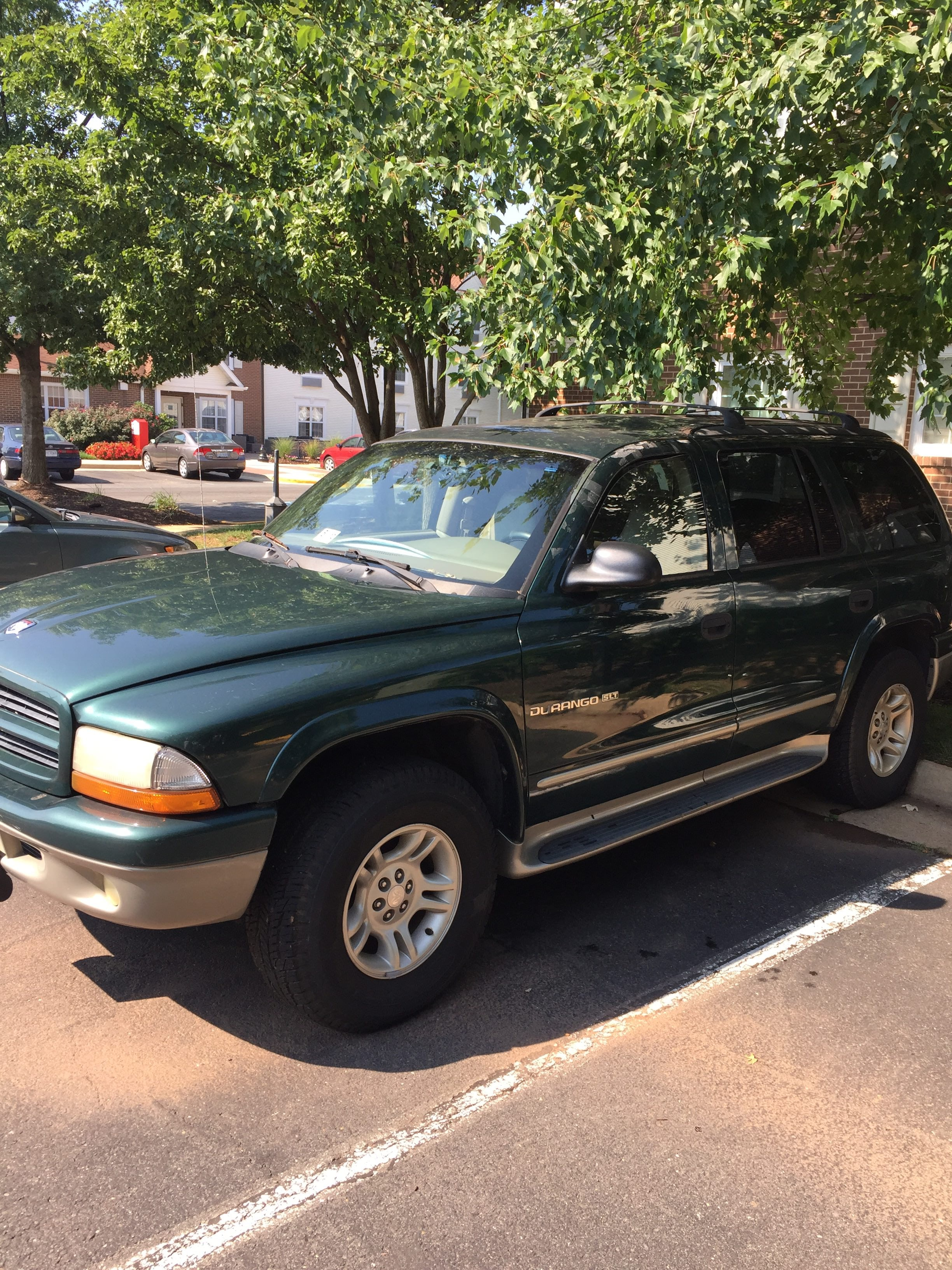 Junk 2001 Dodge Durango in Chantilly