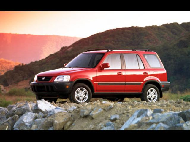 Junk 2001 Honda CR-V in Goshen