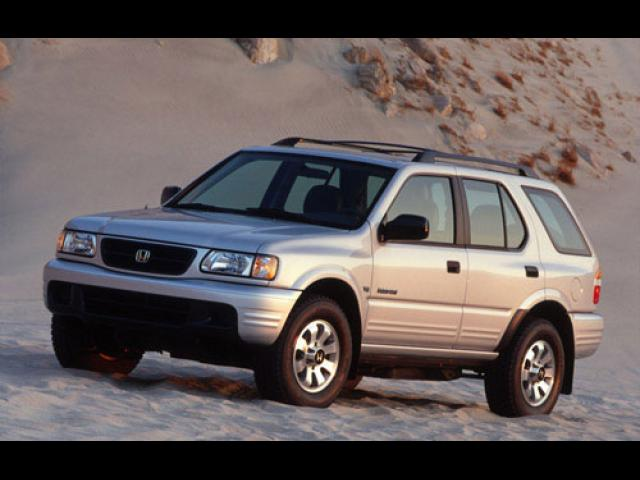 Junk 2001 Honda Passport in Rock Hill