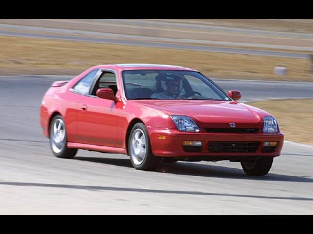 Junk 2001 Honda Prelude in Stockton