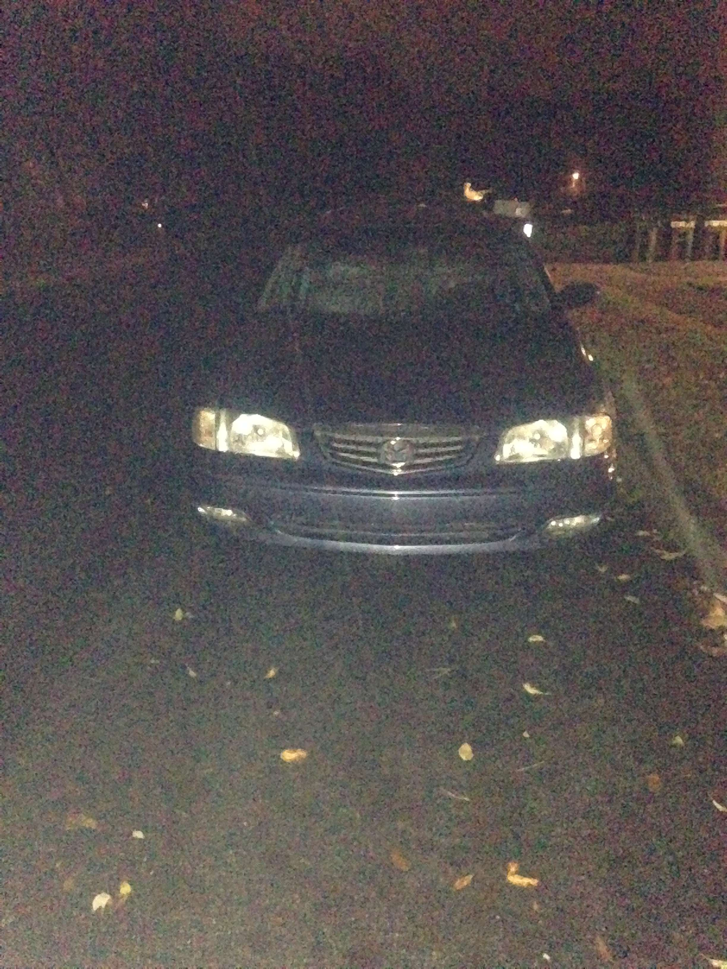 Junk 2001 Mazda 626 in Downingtown