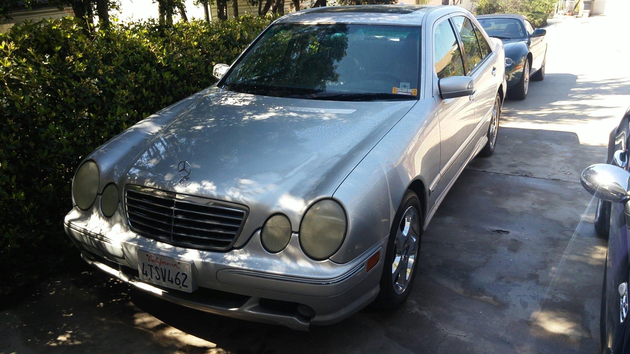 Junk 2001 Mercedes-Benz E in Spring Valley