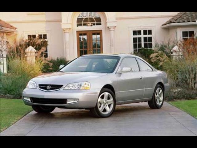 Junk 2002 Acura 3.2CL in Northridge