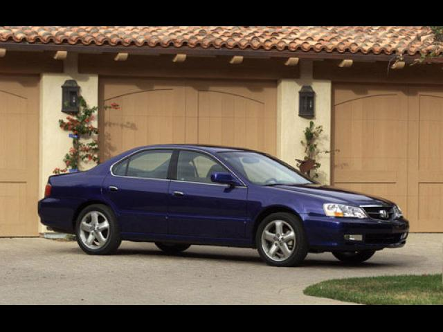 Junk 2002 Acura 3.2TL in Lakewood