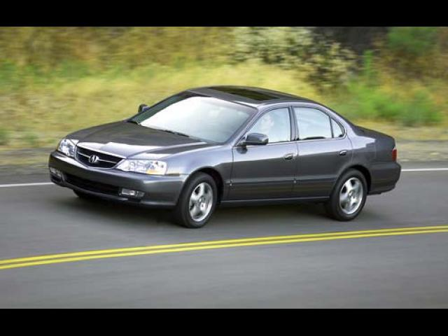 Junk 2002 Acura 3.2TL in New Orleans