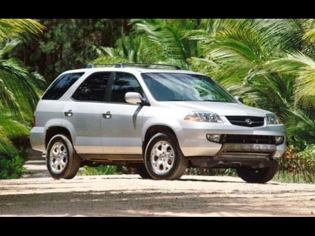 Junk 2002 Acura MDX in Fort Dodge