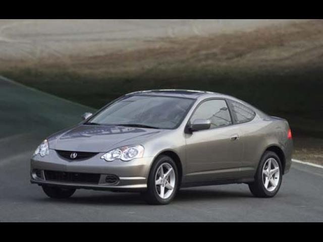 Junk 2002 Acura RSX in Fort Worth