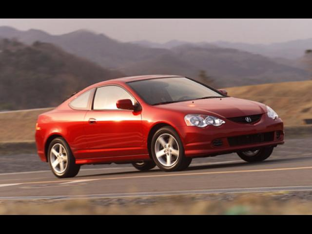 Junk 2002 Acura RSX in Moreno Valley