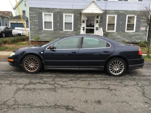 Junk 2002 Chrysler 300M in Chicopee