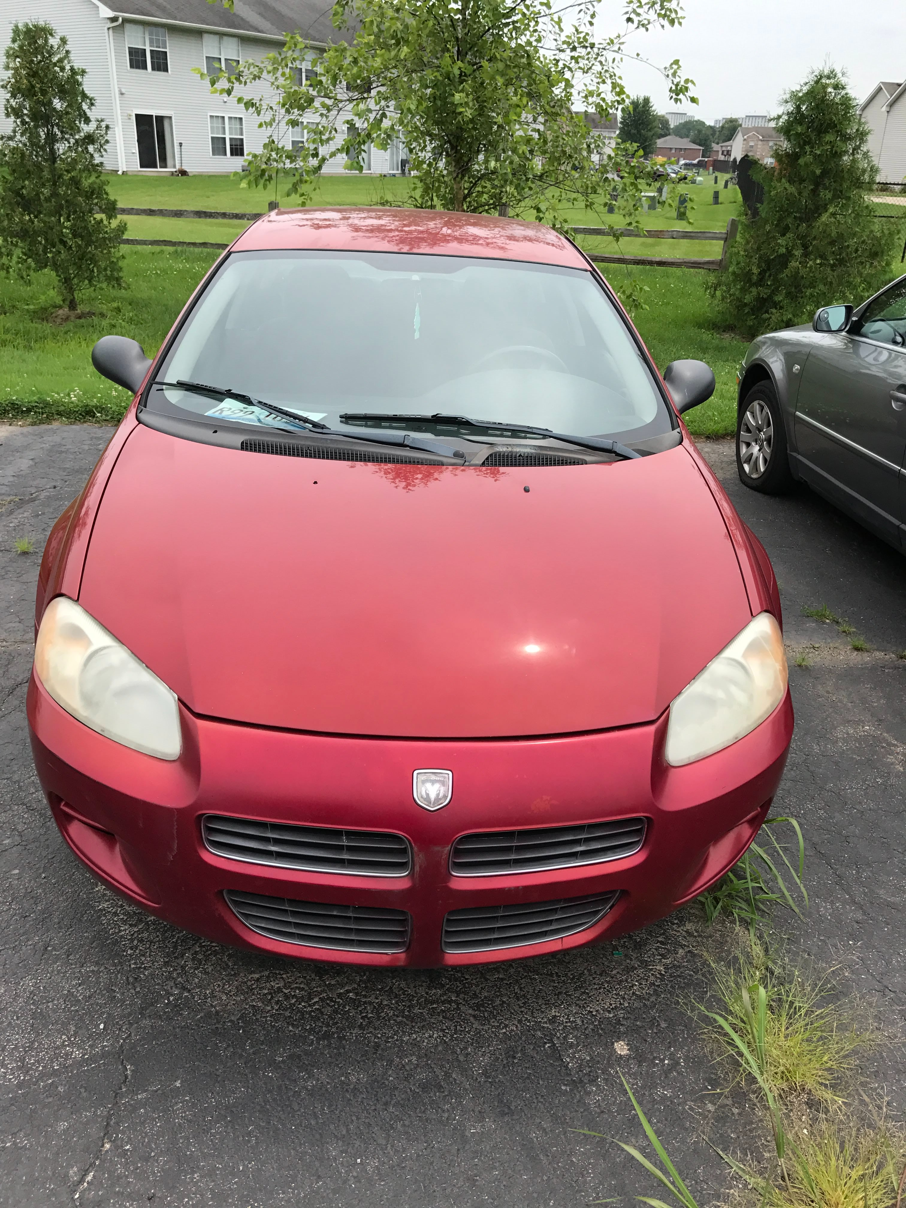 Junk 2002 Dodge Stratus in Dekalb