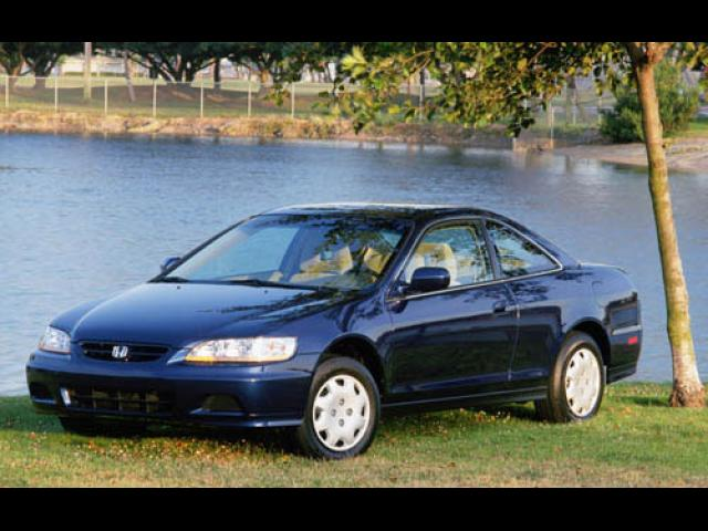 Junk 2002 Honda Accord in Lindale