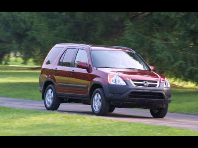 Junk 2002 Honda CR-V in Dayton