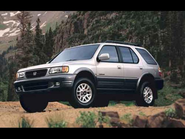 Junk 2002 Honda Passport in Laguna Hills