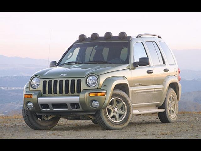 Junk 2002 Jeep Liberty in Wexford