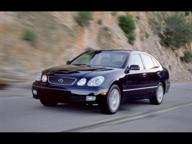 Junk 2002 Lexus GS in Porter Ranch