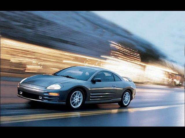 Junk 2002 Mitsubishi Eclipse in Brandon