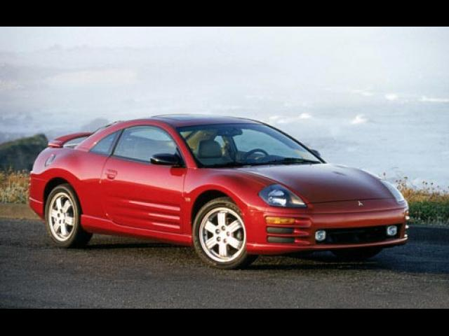 Junk 2002 Mitsubishi Eclipse in Denton
