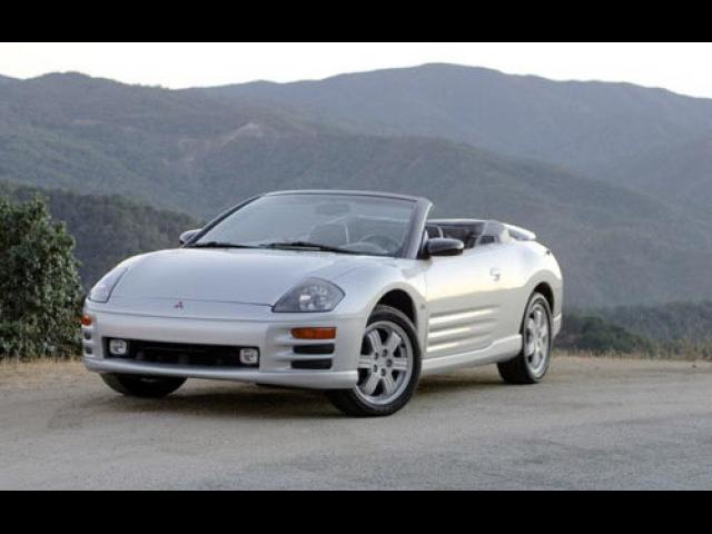 Junk 2002 Mitsubishi Eclipse in Washington