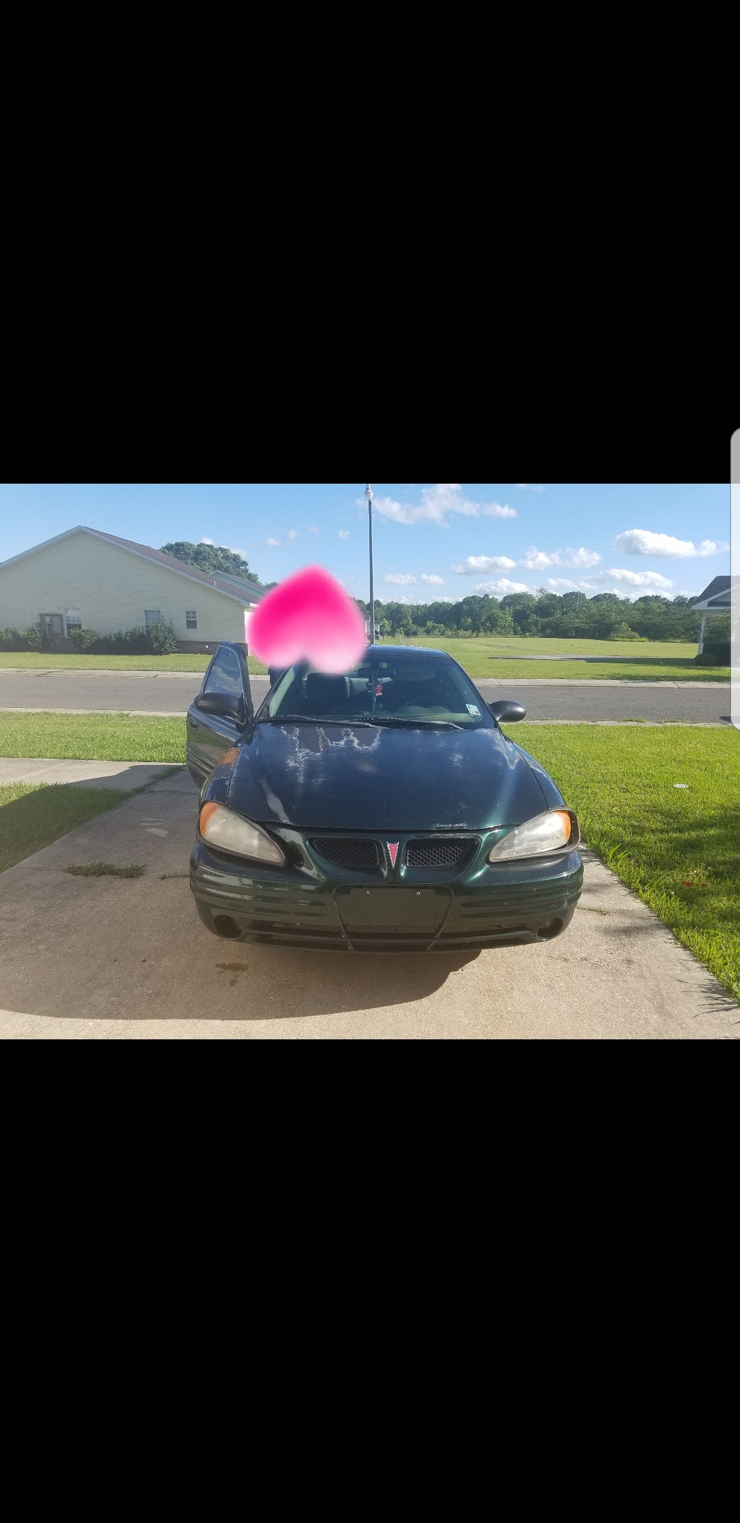 Junk 2002 Pontiac Grand Am in Opelousas