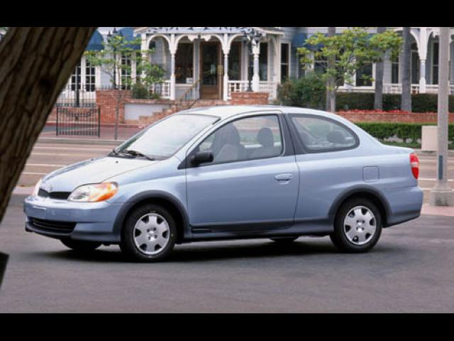 Junk 2002 Toyota Echo in Fort Worth