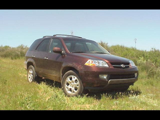 Junk 2003 Acura MDX in Wyoming
